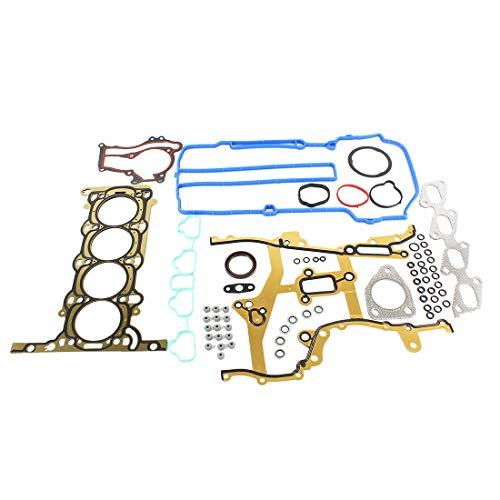 DNJ HGS343 MLS Head Gasket Set for 2011-2015 / Buick, Cadillac, Chevrolet/Cruze, ELR, Encore, Sonic, Trax, Volt / 1.4L / DOHC / L4 / 16V / 83cid, 85cid / LUJ, LUU, LUV/VIN 9, VIN B, VIN C