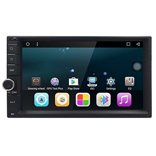 "HIZPO 7"" Double 2Din Car Radio Stereo Audio Android 8.0 Oreo,4GB RAM 32GB..."