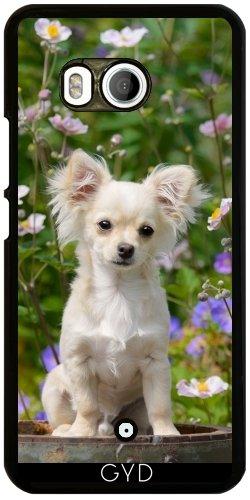 Funda para Htc U11 - Chihuahua Lindo Cachorro De Perro De La Foto by Katho Menden