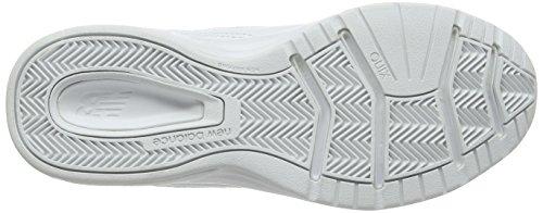 100 MX624AW4 Zapatillas New Balance White Blanco Hombre xgHn8Ywq