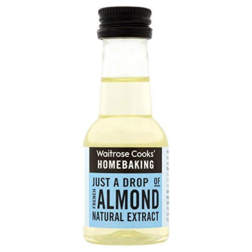 French Bitter Almond Extract Waitrose 38ml