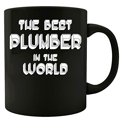The Best Plumber In The World - Colored Mug (Best Plumber In The World)