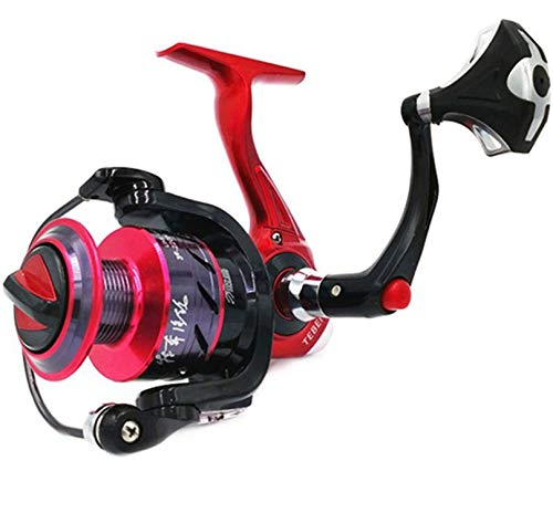 Max Drag 10kg Saltwater Spinning Reel 11BB Speed Ratio 5.1:1 Anti Corrosion Bearings Ultralight Carp Fishing Reel,10,4000 Series