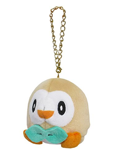 Pokemon Plush Keychain Charm - 3