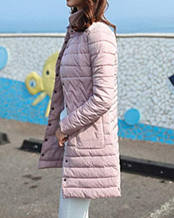 Down Parka Jacket Winter Capispalla Shaoyao Donna Long 7x6xg