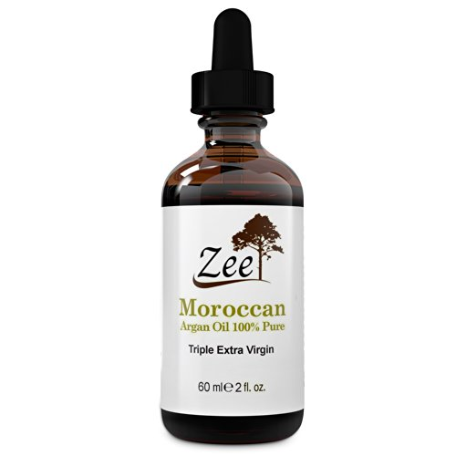 Moroccan Argan Oil! Premium Triple Extra Virgin Antioxidant Formula + Vitamin E for Face & Hair! 100% Organic Pure & Safe. Ideal for Anti-Aging, Wrinkles, Scars, Stretch Marks, Age Spots. ALL-NATURAL, Ecocert & USDA Approved. Best Quality For FAST RESULTS! Guaranteed!