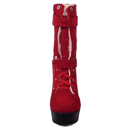 Donna CuteFlats Fashion Donna Fashion Rot CuteFlats CuteFlats Rot qZdTdxYw