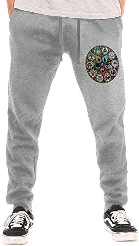 MTG Magic The Ga-thering Men Sweatpants Pant Outdoor Running Workout Sports Tights Pants適切なジョギング
