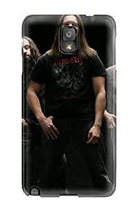IsabellaSuee Galaxy Note 3 Hybrid Tpu Case Cover Silicon Bumper Anthrax