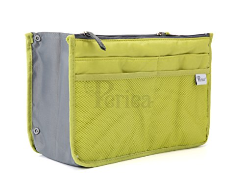 Periea Handbag Organizer - Chelsy (Large, Apple - Player Ladies Chargers
