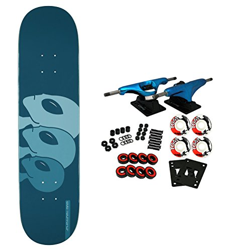 Alien Workshop Skateboard - Alien Workshop Skateboard Complete Strobe Sml 7.875