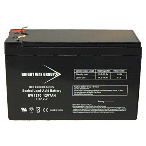 Amazon.com: 12 Volt 7 Amp Hour Alarm Battery: Everything Else
