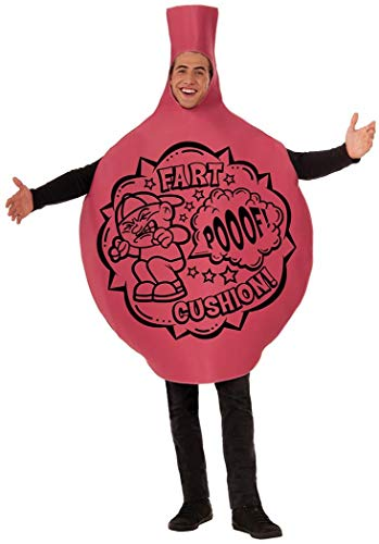 Forum Novelties 76332 Men's Whoopee Cushion Inflatable Costume, One Size