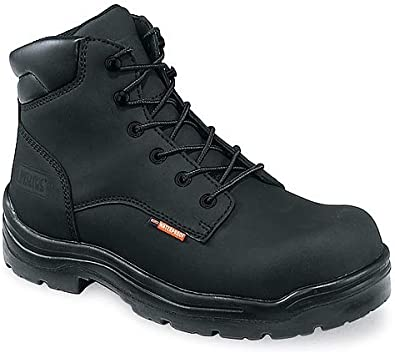 Red Wing Worx Shoes Men's King Toe 6