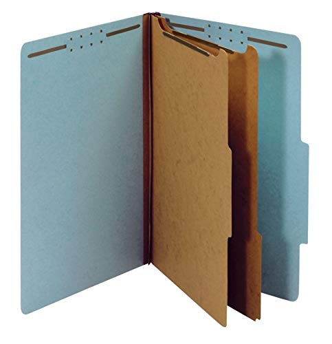 Office Depot Brand Pressboard Expanding File Folders, 2 1/2