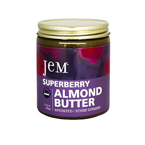 JEM ORG Maqui Camu Superbry Butter, 6 OZ