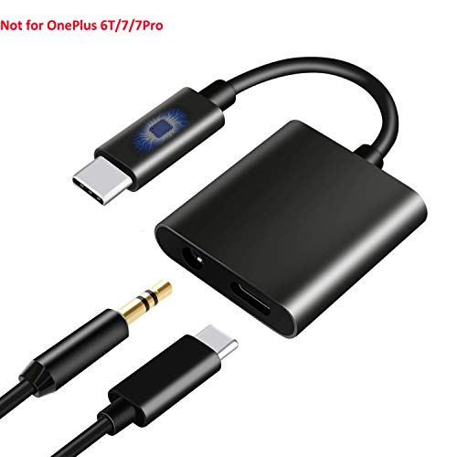 USB C to 3.5mm Audio Adapter