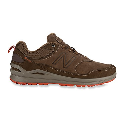New Balance Mens MW3000v1 Brown Sneaker 14 4E - Extra Wide Brown