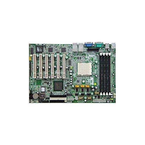 Tyan Tomcat K8S S2850G2N Socket 940 Opteron motherboard (100/200 Series), AMD 8111 chipset, 4DIMMS max 8GB of REG (ECC/NON-ECC)DDR333/366/200, 2xATA133, 6xPCI, Onboard dual Gigabit LAN/ATI Rage XL 8M