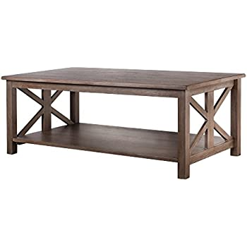 farmhouse style coffee table solid wood rustic east end collection living room. Black Bedroom Furniture Sets. Home Design Ideas