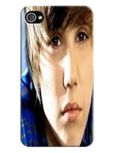 Amazing pattern tpu skin case cover with texture for iphone 4/4s of Justin Bieber in Fashion E-Mall Kimberly Kurzendoerfer