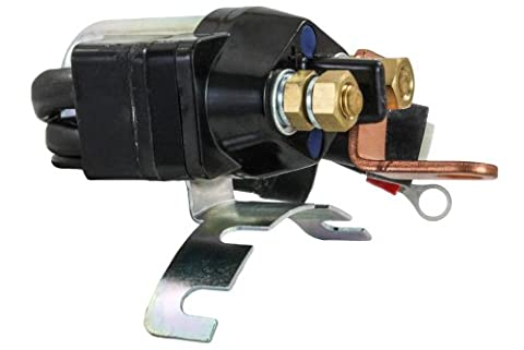NEW SMART START SOLENOID FITS FENNER STONE 12/24V WATERTIGHT CONNECTIONS 9V SHUTDOWN (Smart Parts Solenoid)