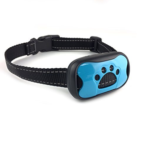 Shock collar for Dogs ZEUS Power Pawz - Bark collar stop ...