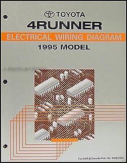 1995 toyota 4runner wiring diagram manual original toyota 1995 Toyota 4runner Wiring Diagram toyota 4runner wiring diagram