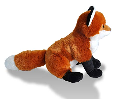 41NKqyLInxL - Wild Republic Red Fox Plush, Stuffed Animal, Plush Toy, Gifts For Kids, Cuddlekins 12 Inches