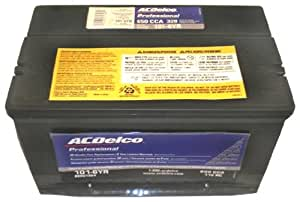 ACDelco - Professional 101-6YR 72 Month Wet Battery