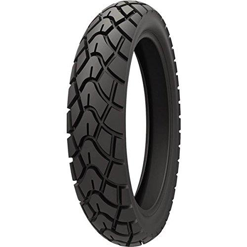 Kenda K761 Dual Sport Tire - Front/Rear - 120/90-17 , Position: Front/Rear, Tire Size: 120/90-17, Rim Size: 17, Tire Ply: 4, Load Rating: 64, Speed Rating: H, Tire Type: Dual Sport, Tire Construction: Bias, Tire Application: All-Terrain 04761791B1