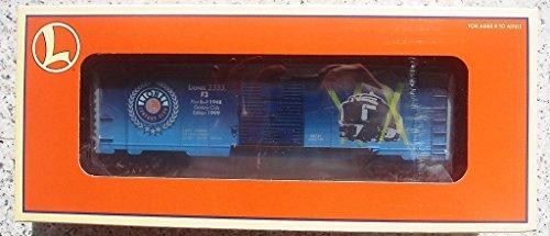 Lionel Trains Century Club NYC 2333 F3 Commemorative Box Car 6-29248