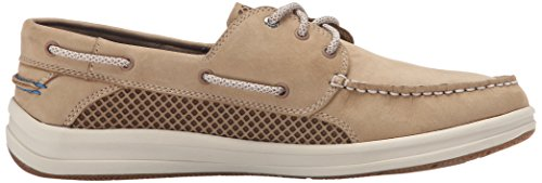 Sperry Top-sider Hombres Gamefish 3-eye Boat Lino De Zapato
