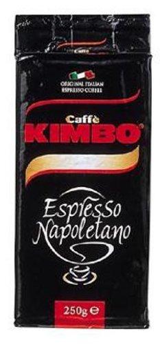 (2 Pack - Kimbo Napoletano Ground Espresso - 8.8oz. Pack)