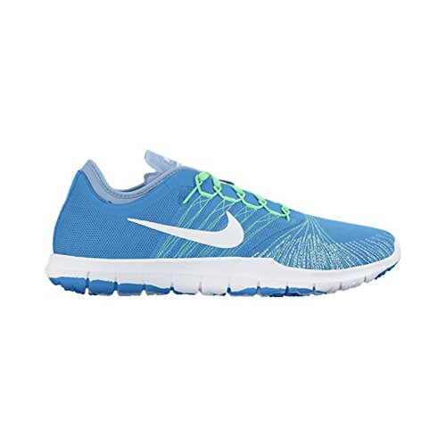 Nike 831579-402, Zapatillas de Deporte para Mujer Azul (Blue Glow / White / Bluecap / Green Glow)