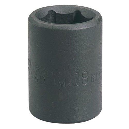 Draper 28511 21 mm 1/2-Inch Drive Impact Socket