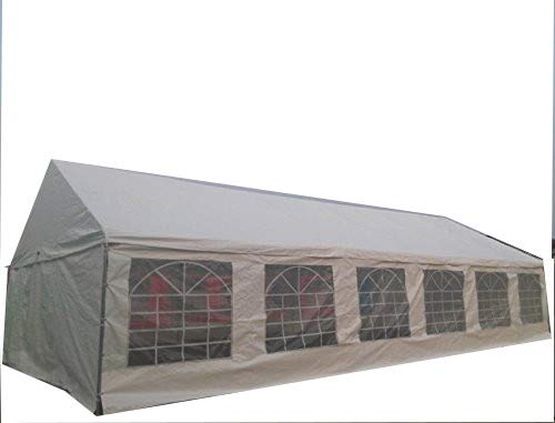 Shade Tree 20'x40' Heavy Duty, Fire Resistant, Event Tent w/Sidewalls - 500g/m2 PVC Fabric