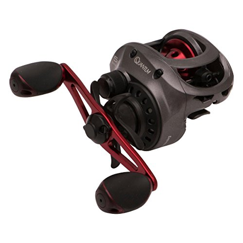 Zebco Clam Package Right Hand Quantum Pulse Series Reel