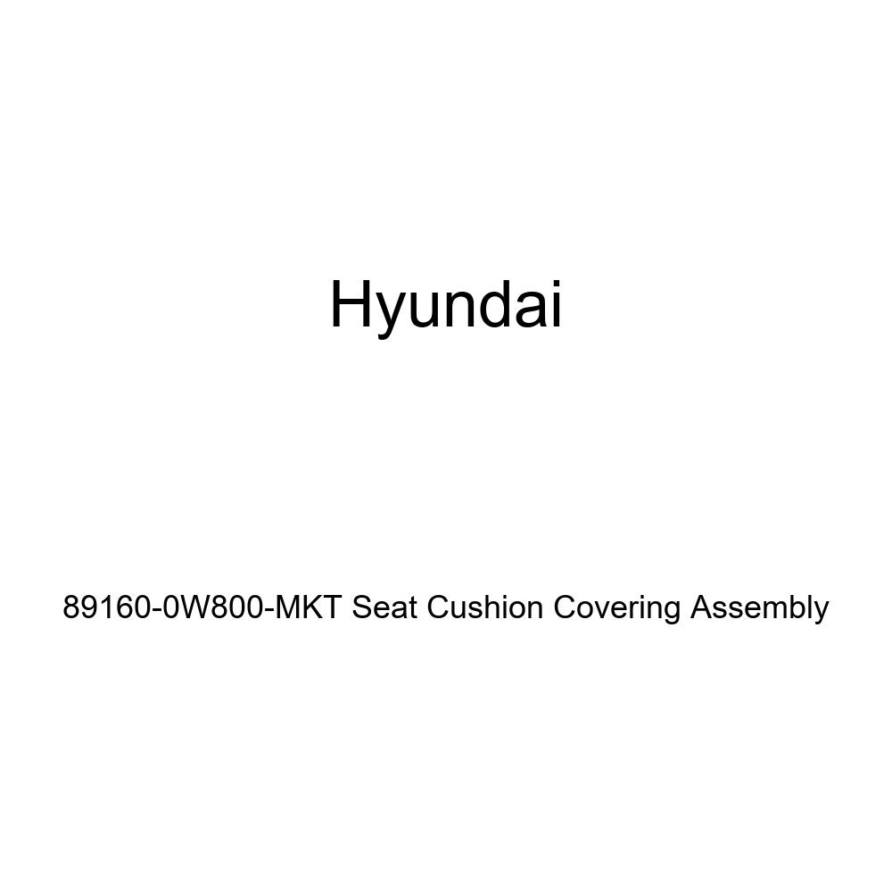 Genuine Hyundai 89160-0W800-MKT Seat Cushion Covering Assembly