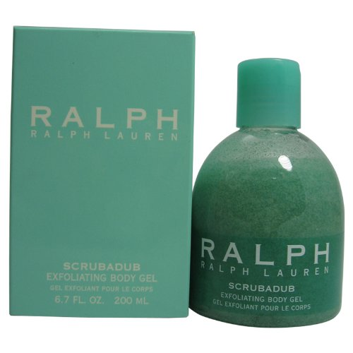 Ralph by Ralph Lauren for Women, Scrubadub Exfoliating Body Gel 6.7 Ounce