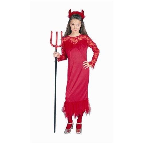 Devilina Costumes (Rg Costumes Devilina - Child Large)