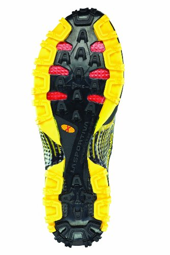 La Sportiva bushido yellow/black m, Black, 44 Black