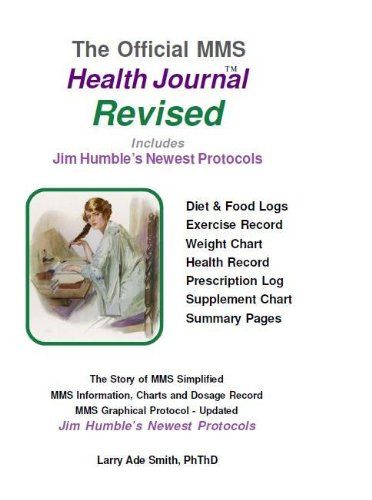 The Official MMS Health Journal - Kindle edition by Larry Smith