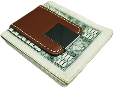 Tapp Collections™ Fine Leather Magnetic Money Clip