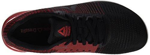 7 Black Reebok Running Multicolore Primal Nano R Crossfit Red Noir de White Chaussures Homme twqqzaYr