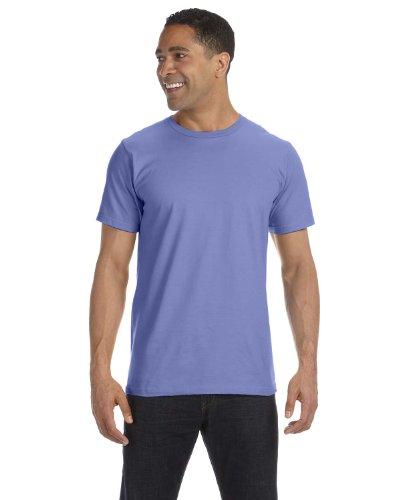 Anvil Organic T-Shirt (490)- VIOLET,XL
