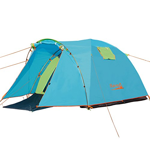 2-Person-Tent-Makino-2-3-person-3-Season-Lightweight-Family-Camping-Tent-Waterproof-Automatic-with-Carry-Bag