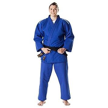 DAX Judogi especial antimosquitos Judo traje azul, color carbón ...
