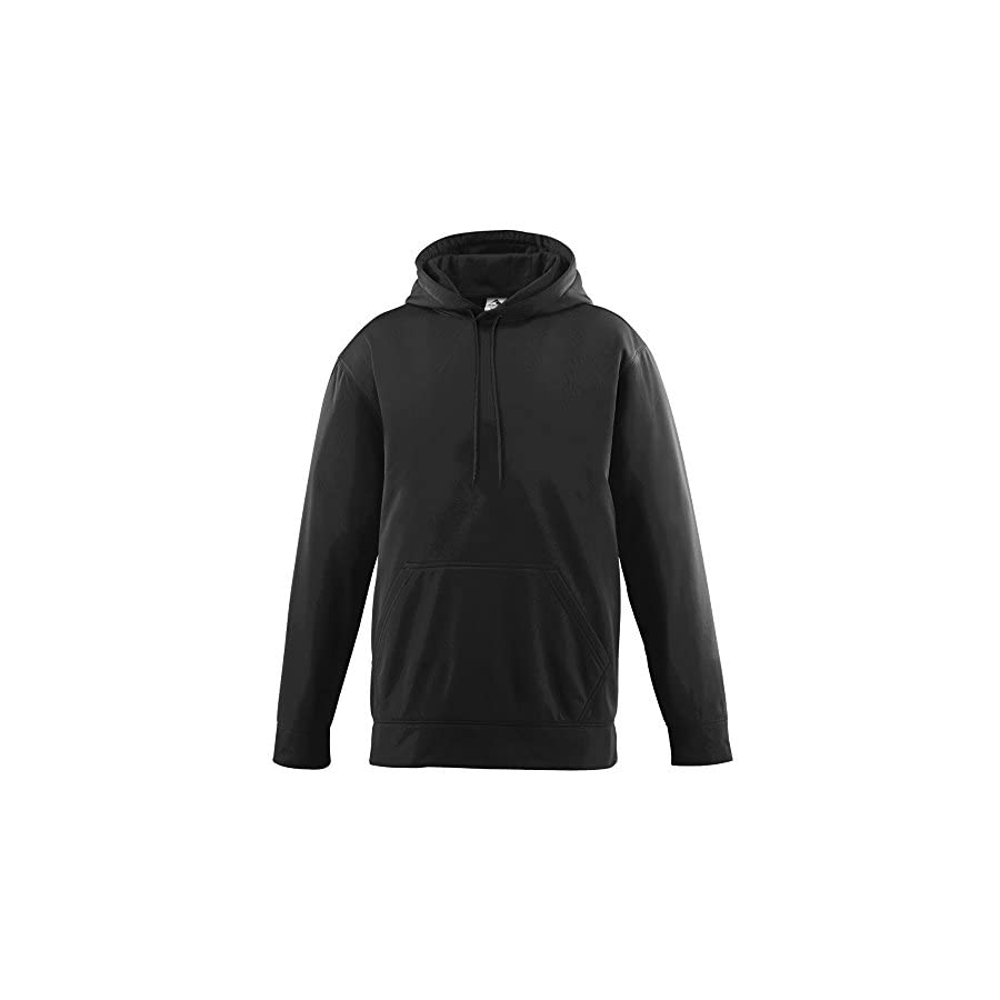 Augusta Sportswear Unisex Adult Wicking Fleece Hooded Sweatshirt