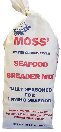 Moss Seafood Breader Mix (32 oz.)